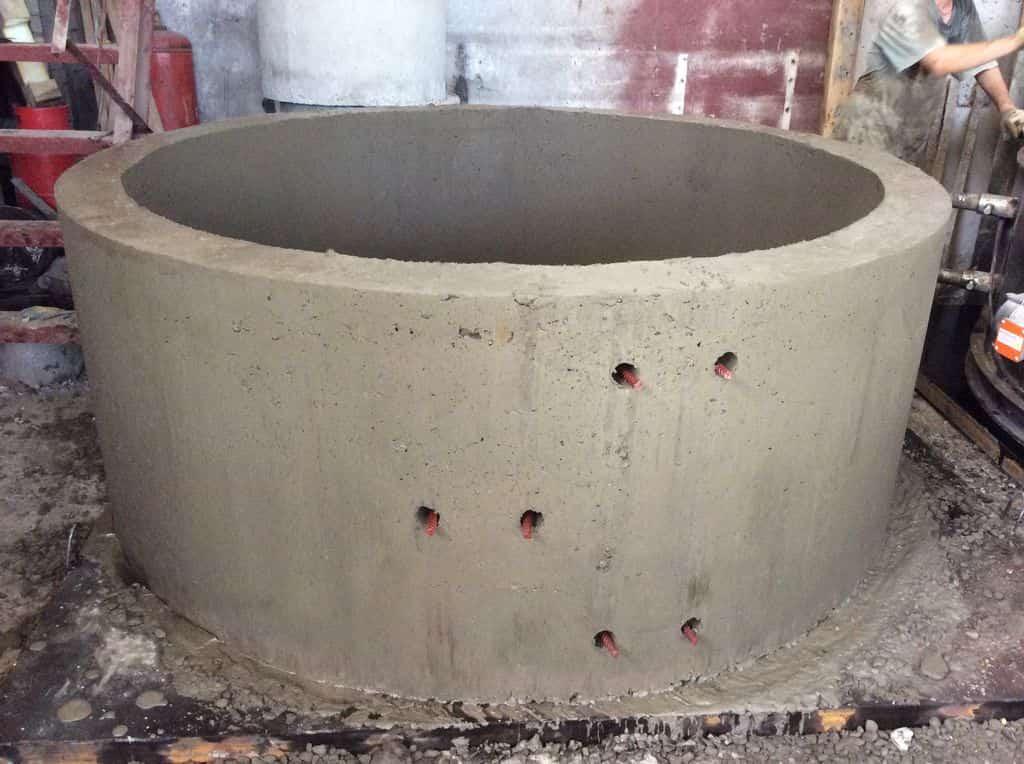 Бетонные кольца жби ульяновск плита перекрытия спр